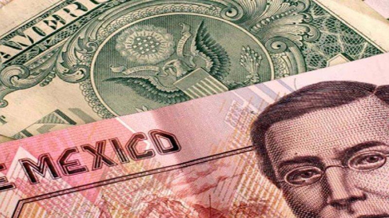Peso muestra ligero avance sobre el dólar