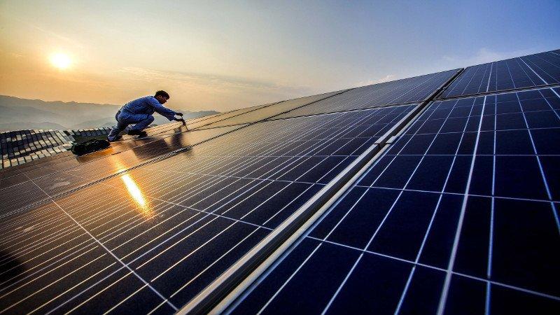 Mercado de paneles solares crecerá 900% en 2020