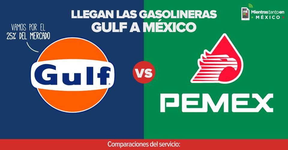 Gulf abre dos estaciones más, ahora en Mérida