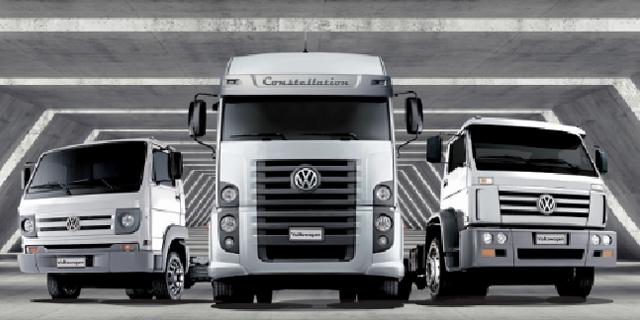 VW colocará en bolsa su división de camiones