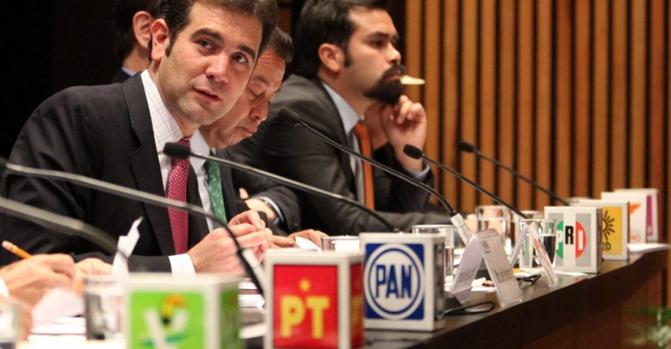 Lanzará INE convocatoria en redes para preguntas del tercer debate