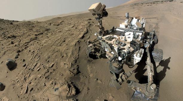 NASA encuentra moléculas que apuntan a que hubo vida en Marte