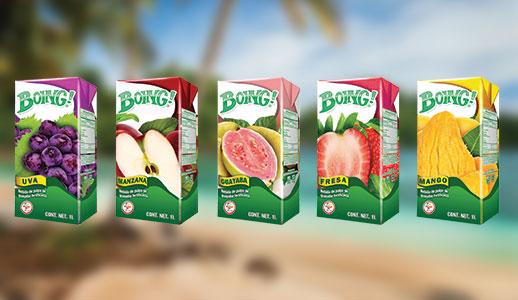 Boing quiere disminuir uso de popotes en sus bebidas
