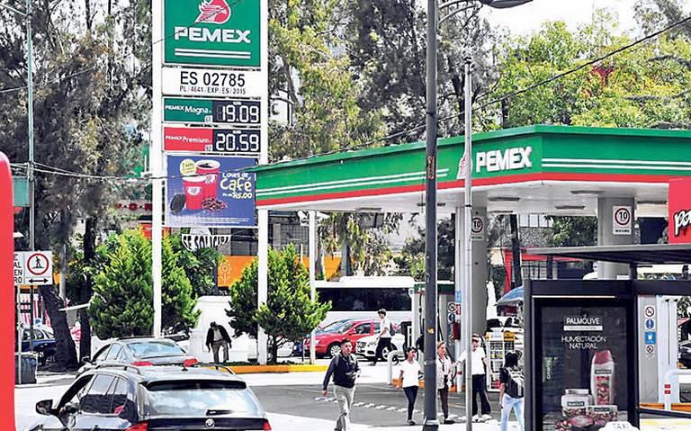 Gasolina Magna rebasa los 19 pesos por litro en 14 entidades