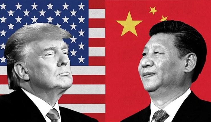 Trump dice que está listo para ir a la guerra comercial total con China