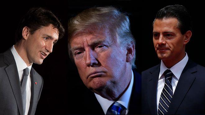 ¿Cuál es el tema en el que Trudeau se niega a ceder en la renegociación del TLCAN?