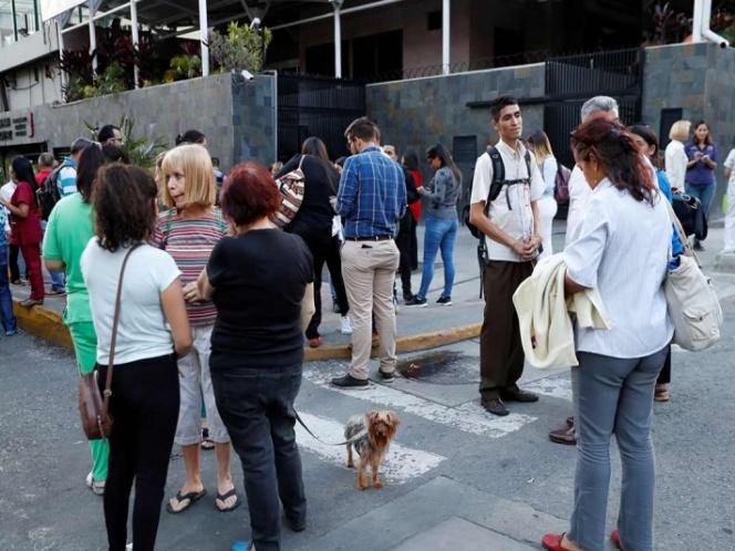 Así se vivió el sismo de 7.3 grados en Venezuela