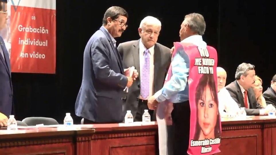 López Obrador inaugura en Ciudad Juárez foros por la Pacificación