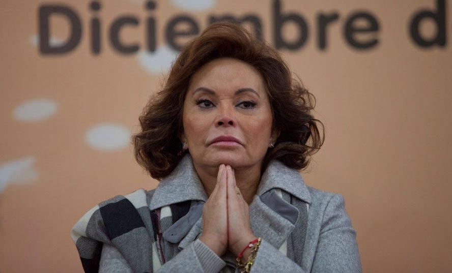 Elba Esther apenas fue liberada y ya tramitó un amparo contra posible detención