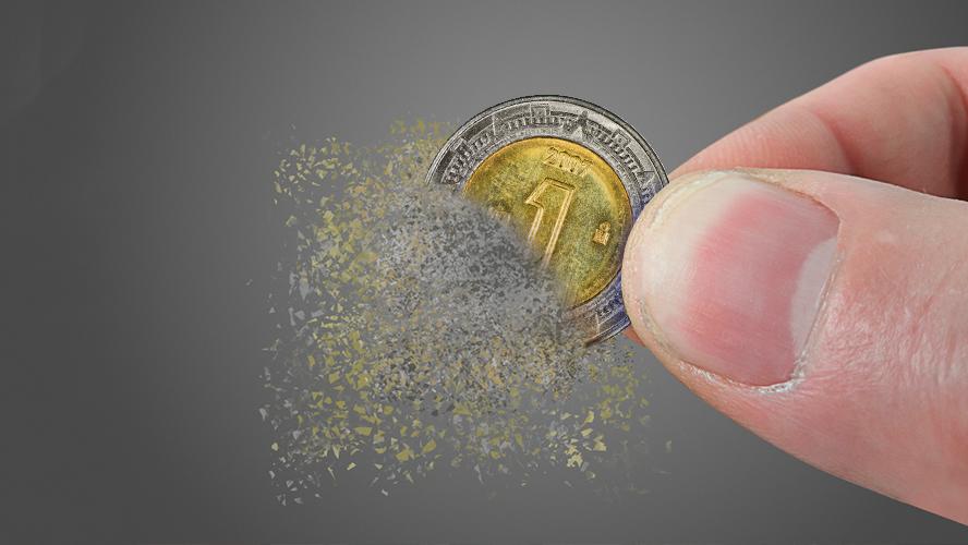 El dólar 'vuela' por arriba de los 20 pesos en bancos tras el triunfo de Santa Lucía