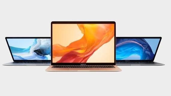 Apple presenta los nuevos modelos de MacBook y iPad
