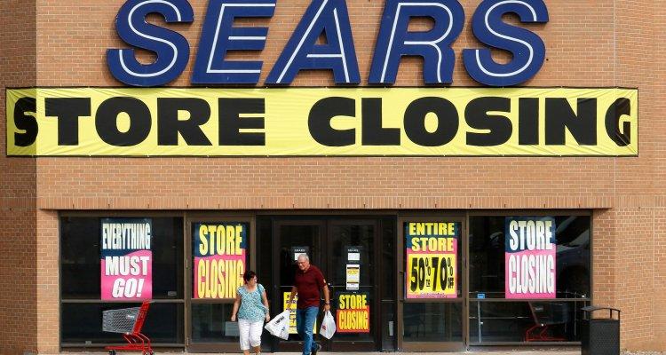¡Goodbye, Sears! Se declara en bancarrota