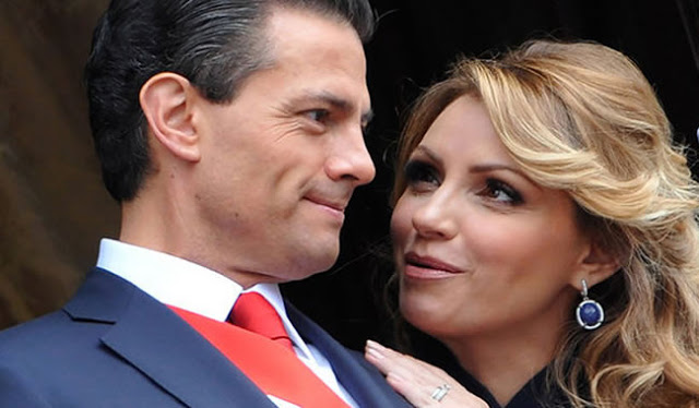 Podría haber divorcio entre Peña Nieto y «La Gaviota»
