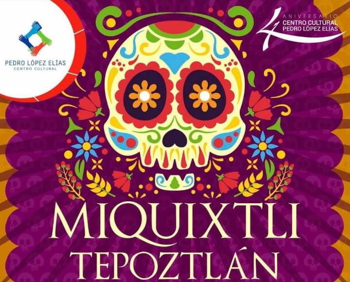 Tepoztlán, destino ideal para celebrar día de muertos