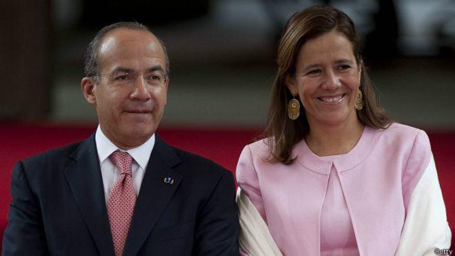 """Solicitan Margarita Zavala y Felipe Calderón ante el INE el registro de """"México Libre"""""""