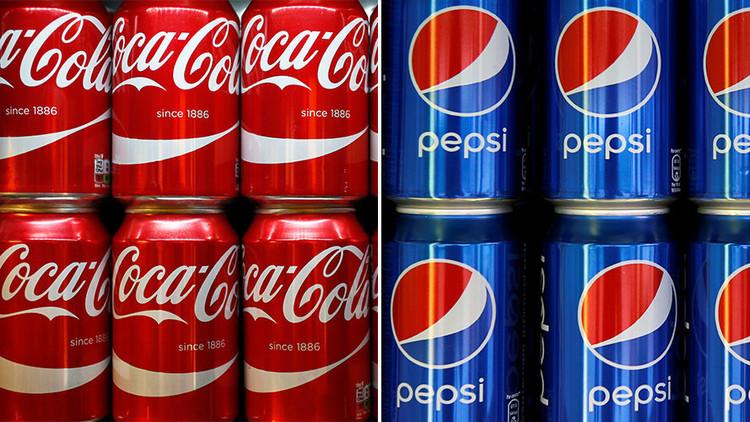 Coca Cola y Pepsi unen sus fuerzas para luchar contra el plástico en los océanos