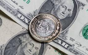 Peso opera en el borde de las 19 unidades por dólar