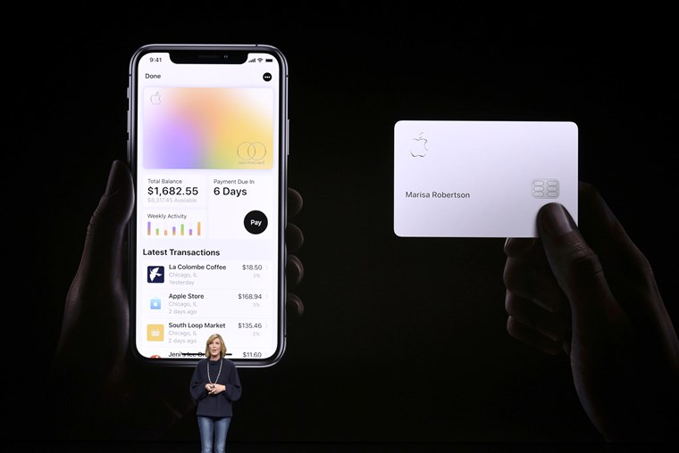 Apple le entra al mundo financiero: lanza 'Card'