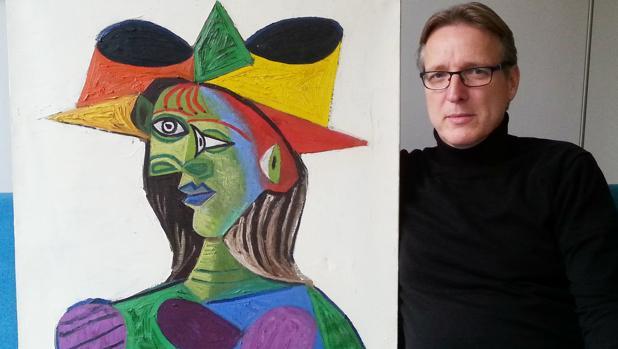 El «Indiana Jones del arte» recupera un Picasso robado hace veinte años