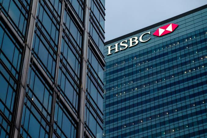 HSBC planea recortar hasta 10,000 puestos de trabajo
