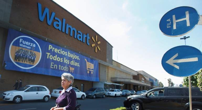 Ventas de WalMart tienen su peor septiembre en cinco años