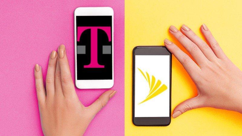 Regulador de EU da luz verde a fusión entre Sprint y T-Mobile