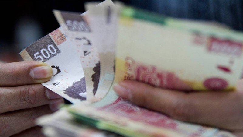 Reservas internacionales aumentan 289 millones de dólares en una semana