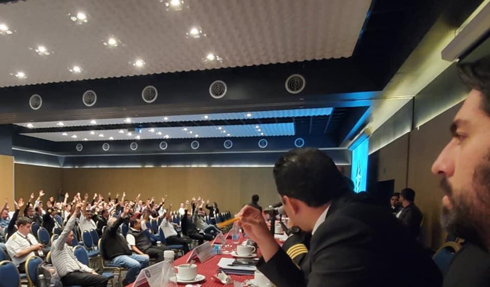 ASPA y Aeroméxico Connect logran llegar a un acuerdo multianual para el periodo 2019-2023.
