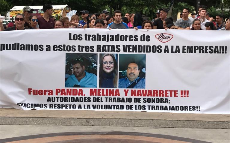 """""""El Panda"""": un pseudo líder sindical que buscó destruir el Rastro Ricer"""