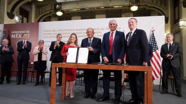 Empresas mexicanas buscan claridad sobre letras pequeñas del T-MEC