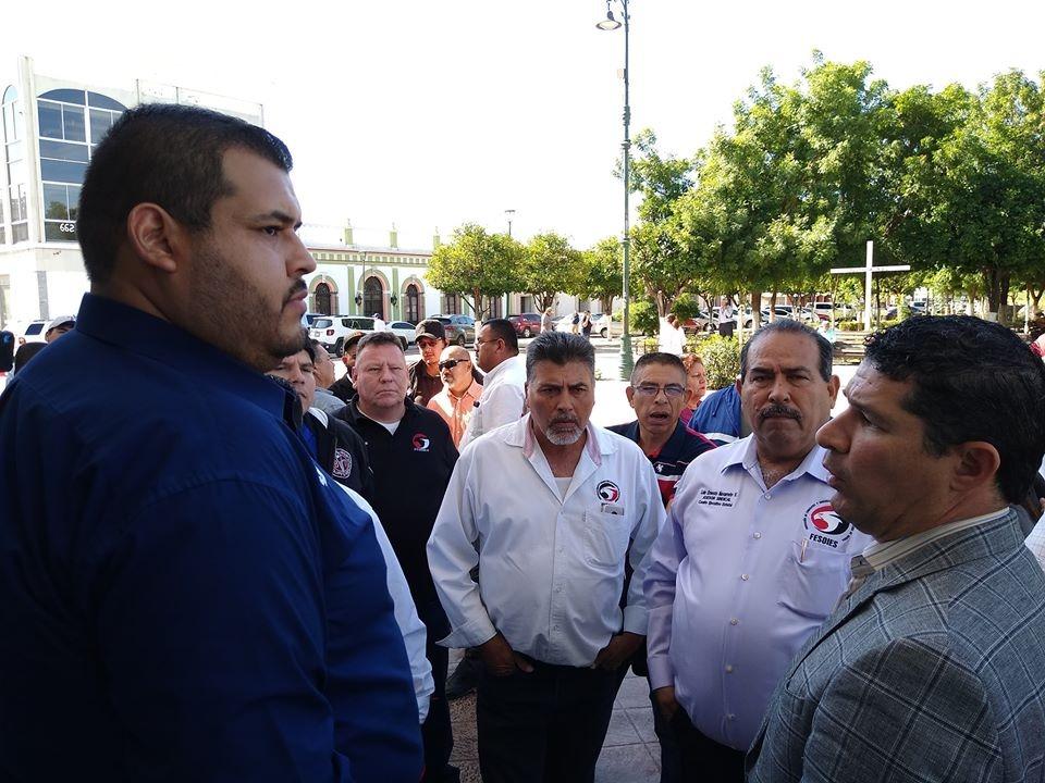 Las disputas sindicales en Sonora ponen al descubierto los intereses más mezquinos de la región