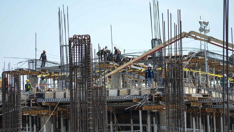 Actividad Industrial retrocedió 1.7% en noviembre; construcción encabeza caídas