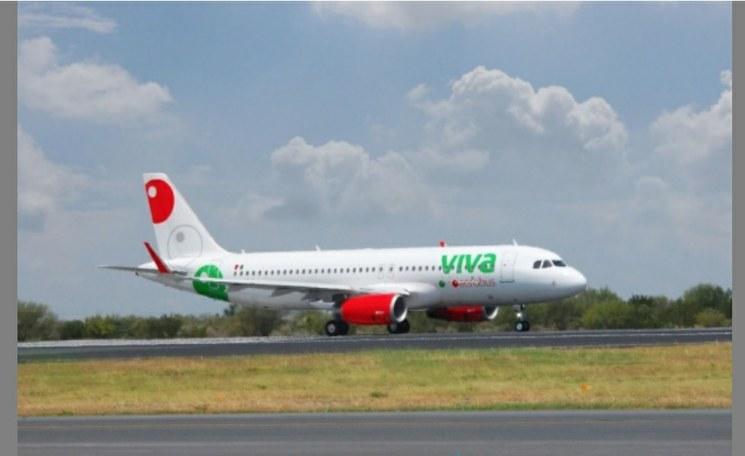 Viva Aerobus cancela vuelos por conflicto laboral con sobrecargos