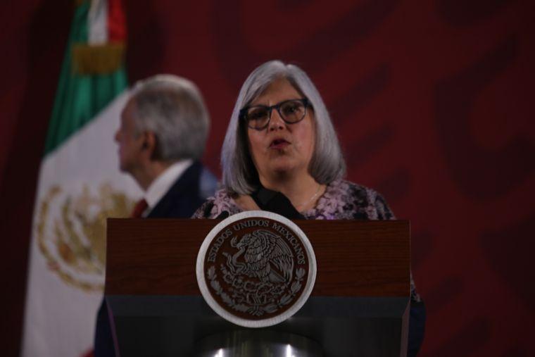 Abasto de alimentos garantizado por 100 días y armonización del T-MEC: Graciela Márquez