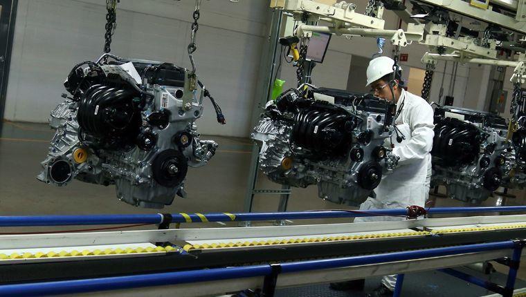 Bajío proyecta reactivación de la industria automotriz en junio