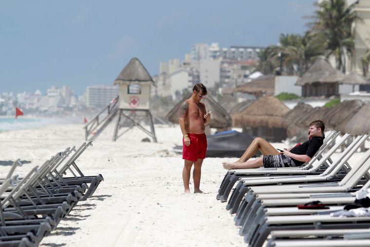 Llegadas internacionales cayeron 92% en mayo; sólo entraron 145,000 turistas