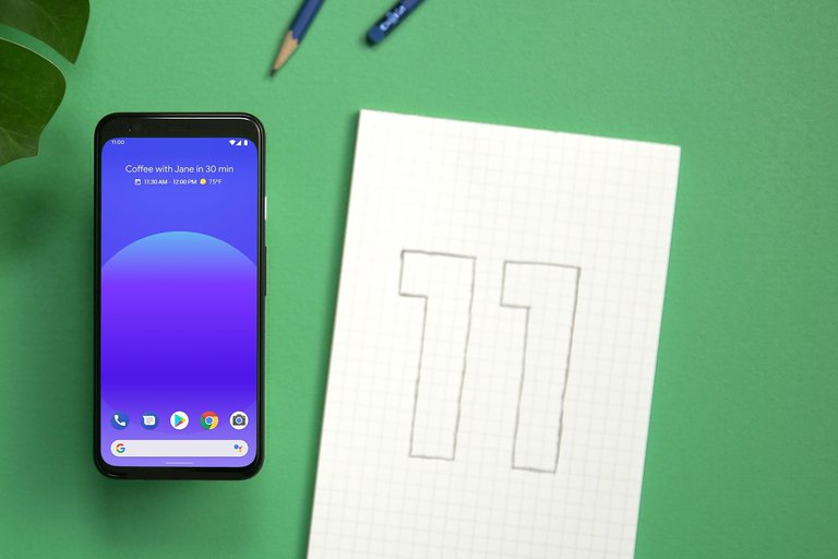 Cuáles son los celulares que se actualizarán a Android 11