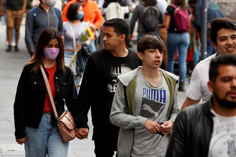 La Ciudad de México permanecerá en semáforo naranja la próxima semana