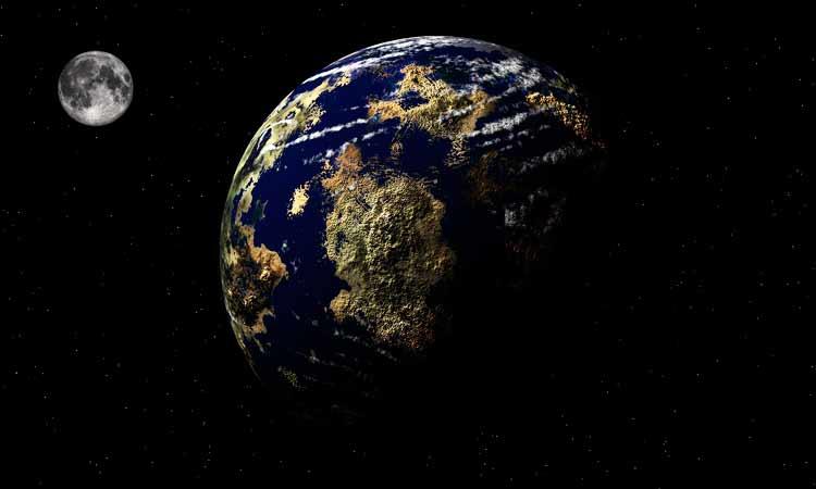 """Nueva """"mini luna"""" de la Tierra podría ser un cohete de los años 60"""