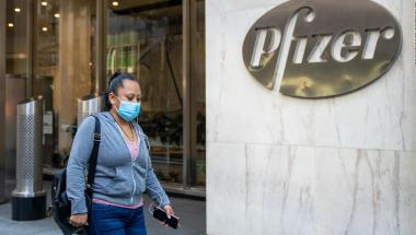 BioNTech y Pfizer solicitarán autorización de emergencia para la vacuna de covid-19 este viernes