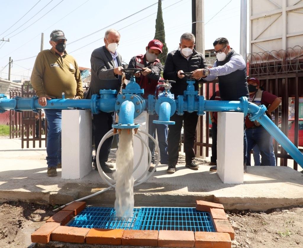 En Ecatepec perforan pozos sin permisos